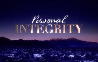 Osobná integrita 7