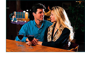 Tento čin je porušenie manželských dohôd a nazýva sa overt.