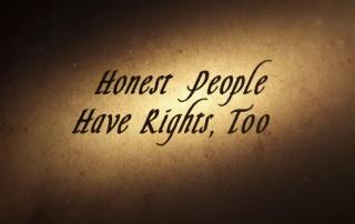Poctiví ľudia majú tiež práva 4