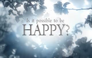 Je možné byť šťastný? 6