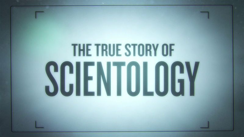 Skutočný príbeh o Scientológii 1
